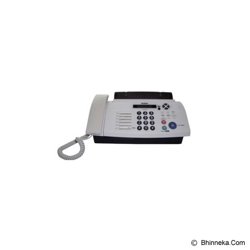 BROTHER Fax [878] - Mesin Fax Kertas Biasa / Plain